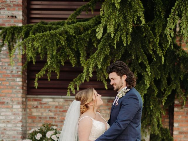 Brandon and Erin's Wedding in Tacoma, Washington 10