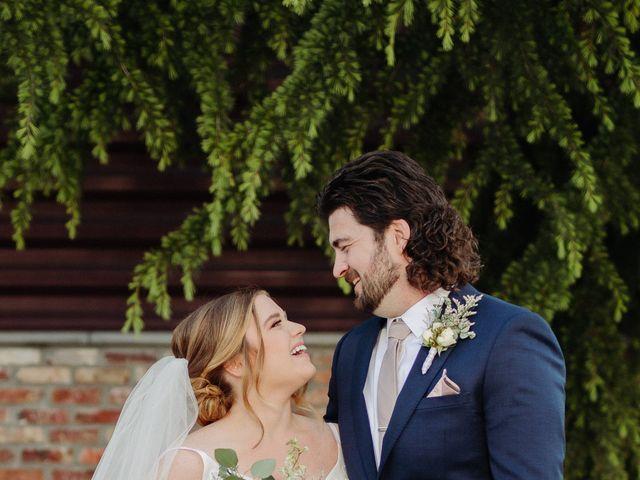 Brandon and Erin's Wedding in Tacoma, Washington 11