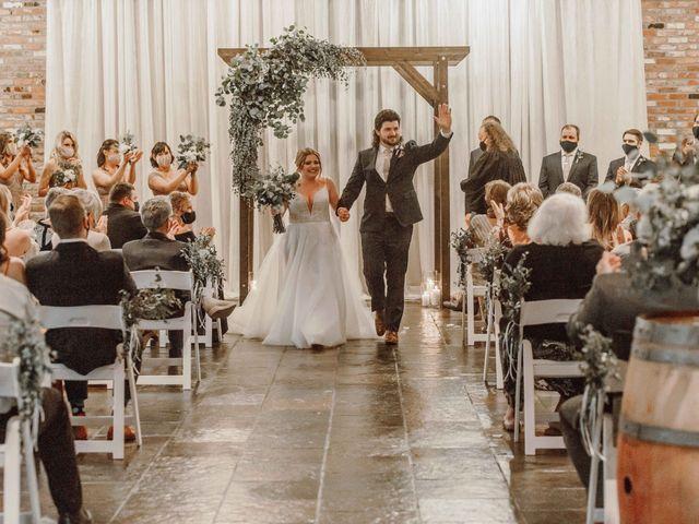 Brandon and Erin's Wedding in Tacoma, Washington 12