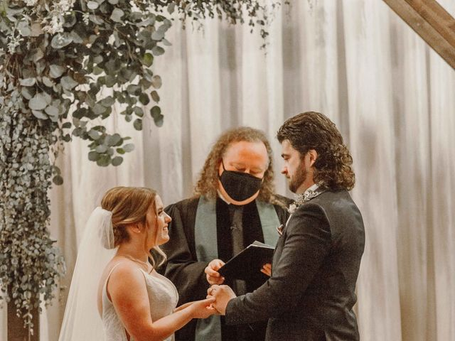 Brandon and Erin's Wedding in Tacoma, Washington 13
