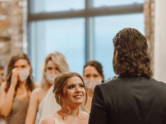 Brandon and Erin's Wedding in Tacoma, Washington 14