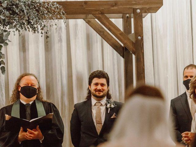 Brandon and Erin's Wedding in Tacoma, Washington 15