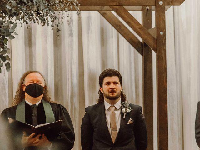 Brandon and Erin's Wedding in Tacoma, Washington 16