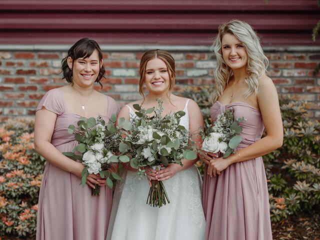 Brandon and Erin's Wedding in Tacoma, Washington 20