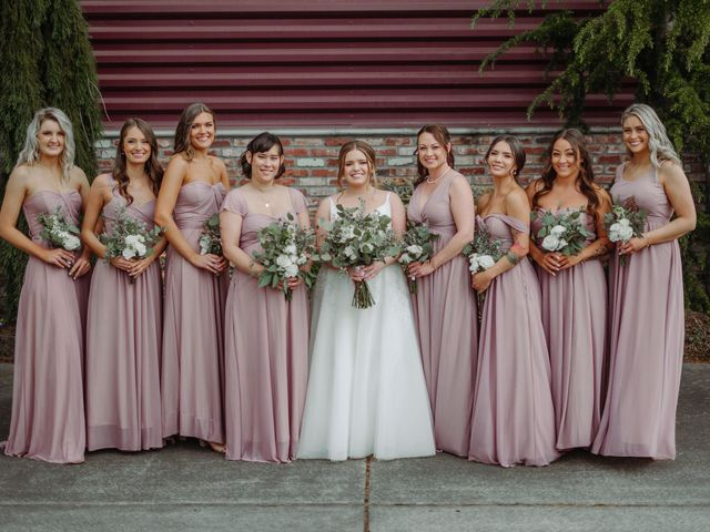 Brandon and Erin's Wedding in Tacoma, Washington 21