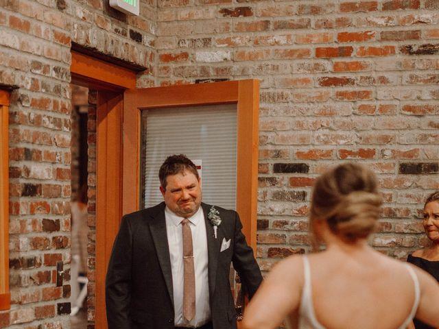 Brandon and Erin's Wedding in Tacoma, Washington 22