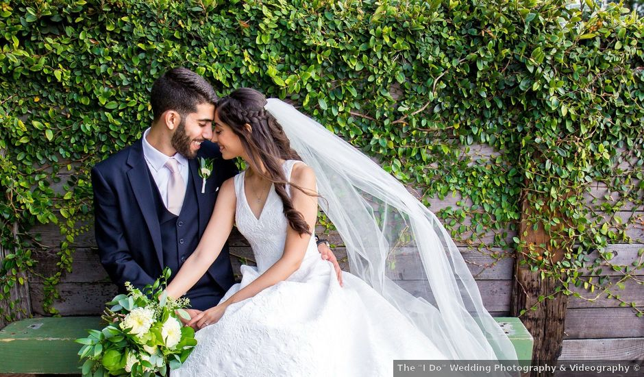 Mohammad and Lana's Wedding in Los Angeles, California
