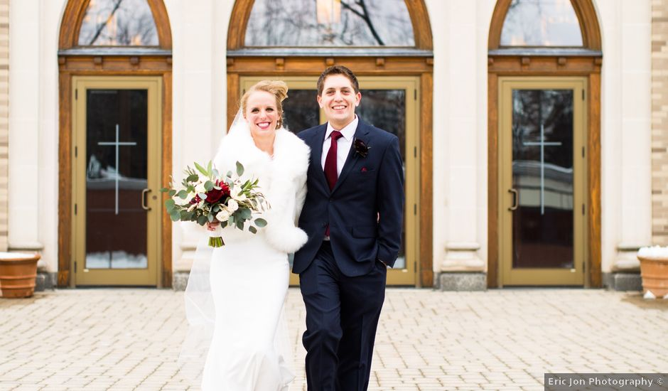 Andrew and Paige's Wedding in Troy, New York