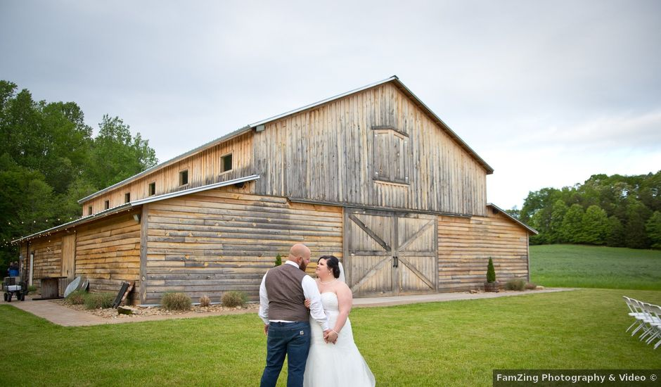 Dennis and Alexus's Wedding in Fountain Inn, South Carolina