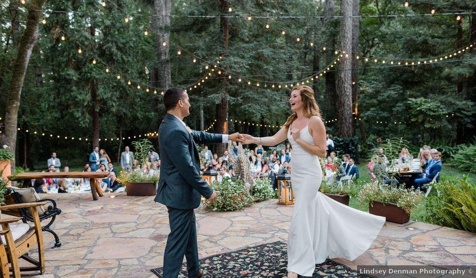Andrew and Carly's Wedding in Santa Rosa, California