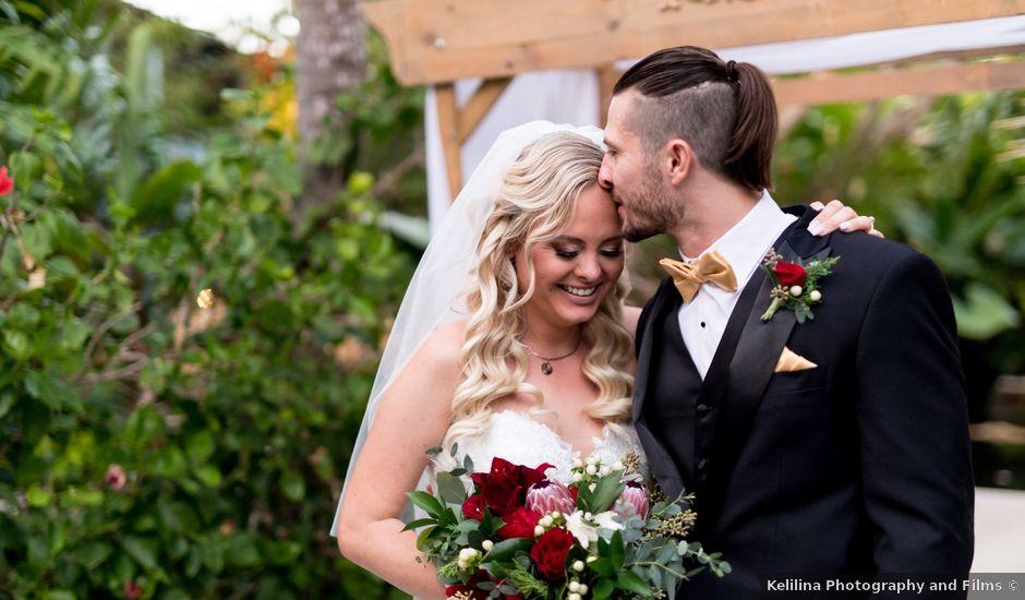Andrew and Jamie's Wedding in Delray Beach, Florida