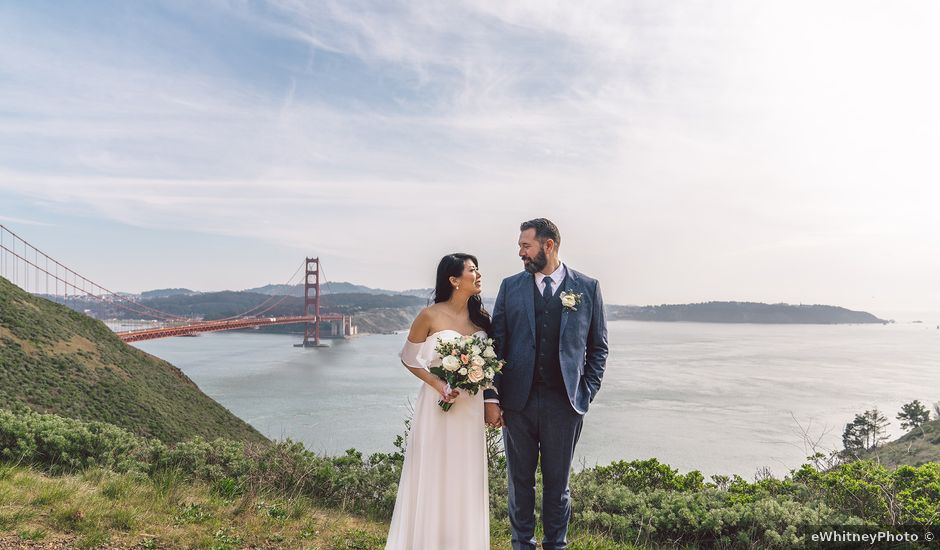 Thu and Henry's Wedding in San Francisco, California