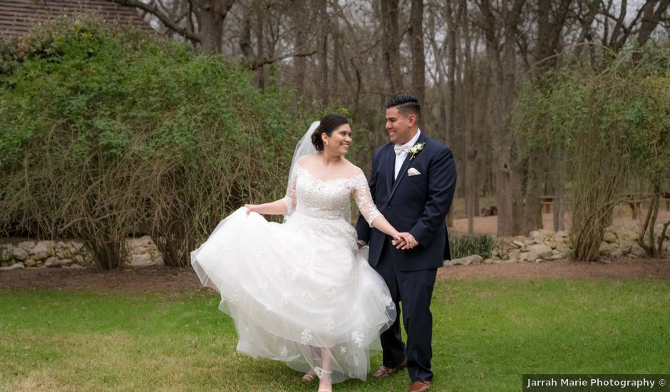 Brianna and Jeremiah's Wedding in Kyle, Texas
