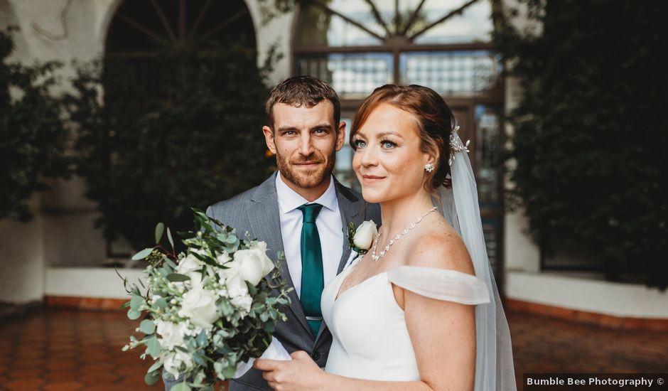 Sara and Brock's Wedding in Phoenix, Arizona
