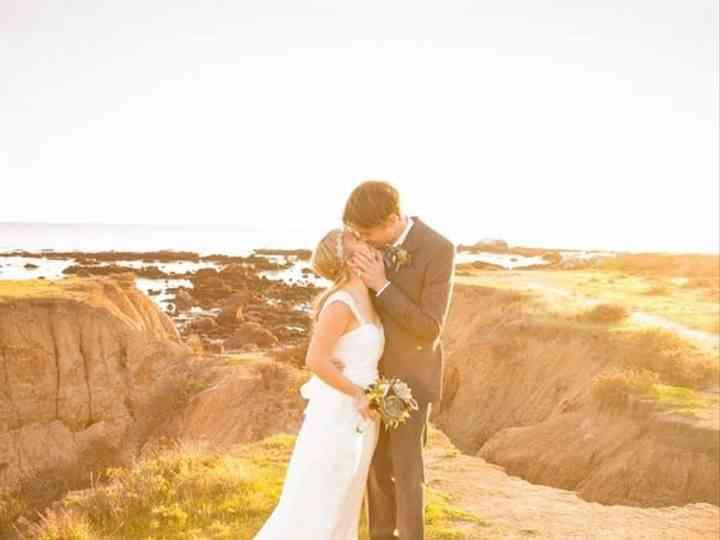 The wedding of Daniel and Alissa