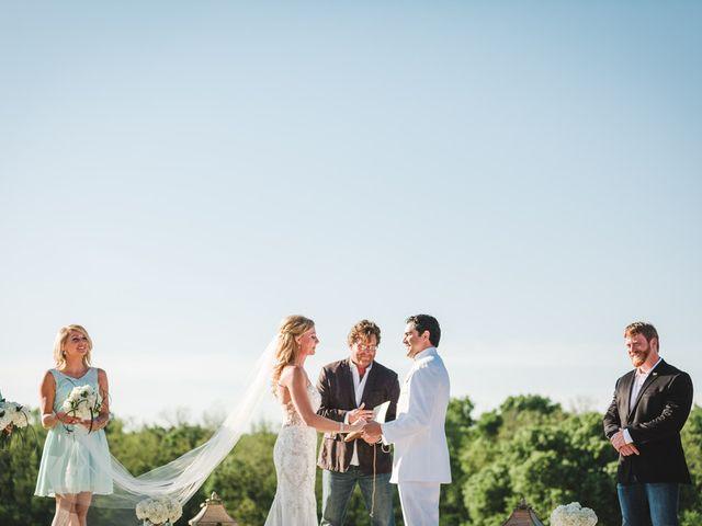 Sabra and Alex's Wedding in Wynnewood, Oklahoma 13