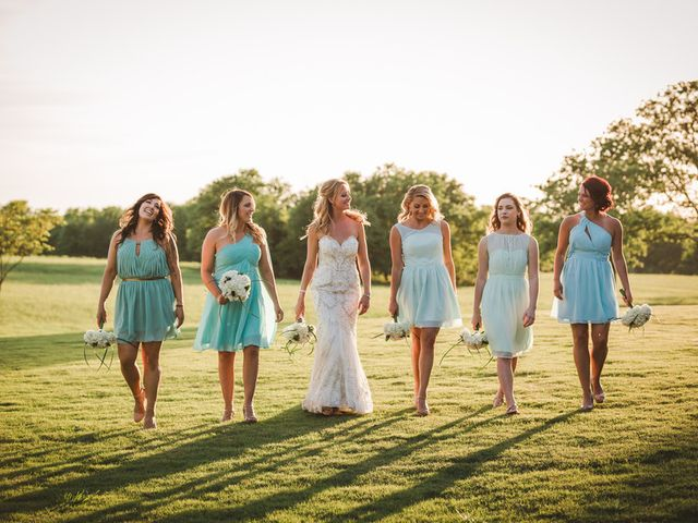 Sabra and Alex's Wedding in Wynnewood, Oklahoma 8