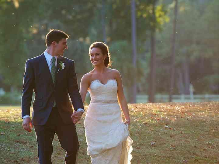 The wedding of Adam and Janice