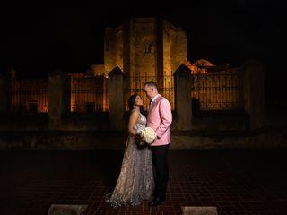 The wedding of Teresa and Maik 2