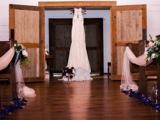 The wedding of Travis and Chante' 1