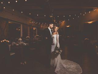 The wedding of Amanda and Ryan