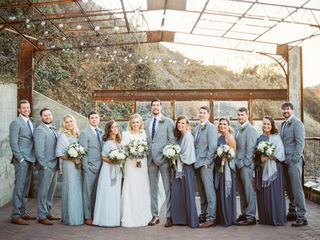 Paige and Kevin's Wedding in Knoxville, Tennessee 11