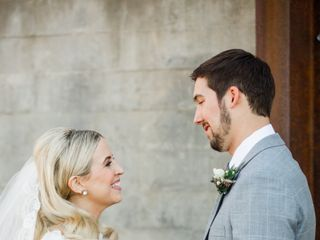 Paige and Kevin's Wedding in Knoxville, Tennessee 8