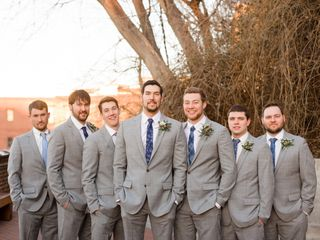 Paige and Kevin's Wedding in Knoxville, Tennessee 7