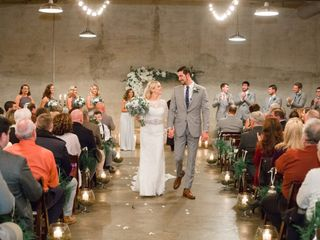 Paige and Kevin's Wedding in Knoxville, Tennessee 19
