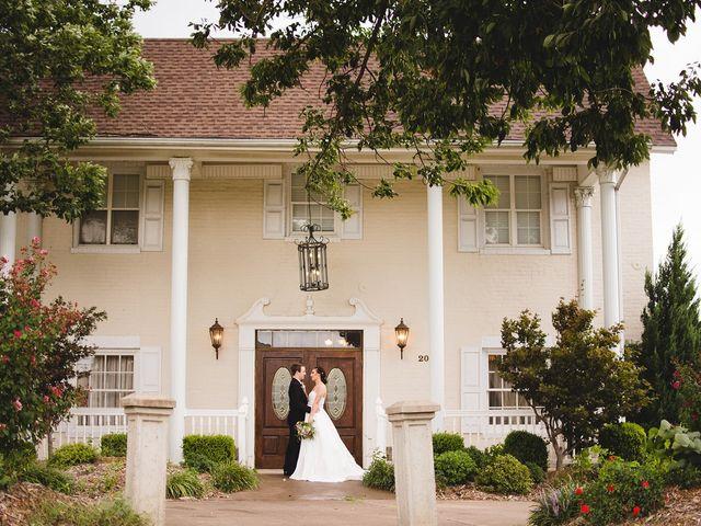 Bryan and Emily's Wedding in Bentonville, Arkansas 1