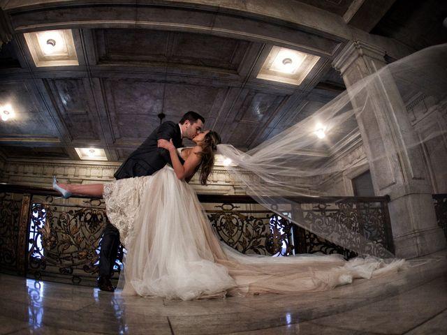 Joshua and Kelli's Wedding in Buffalo, New York 1