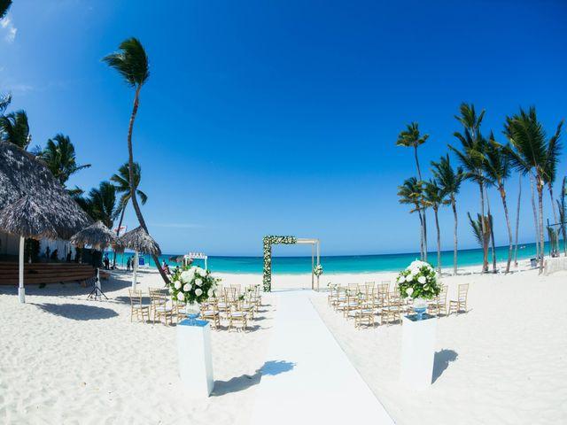 Brandon and Jennifer's Wedding in Punta Cana, Dominican Republic 30