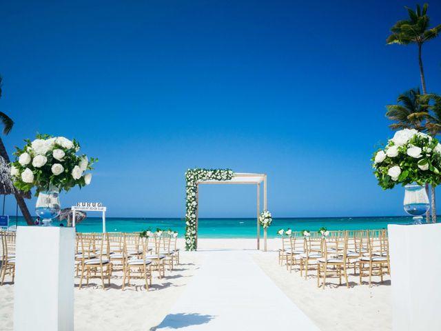 Brandon and Jennifer's Wedding in Punta Cana, Dominican Republic 31