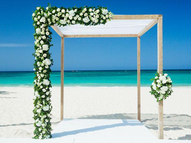 Brandon and Jennifer's Wedding in Punta Cana, Dominican Republic 32