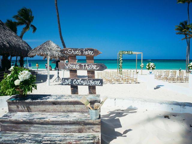 Brandon and Jennifer's Wedding in Punta Cana, Dominican Republic 33
