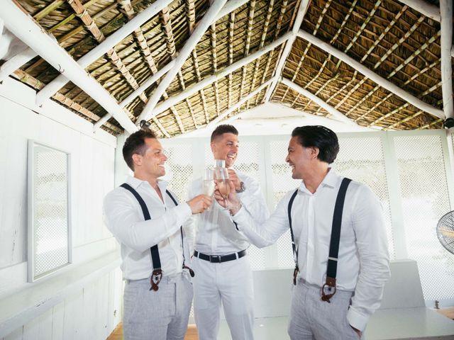 Brandon and Jennifer's Wedding in Punta Cana, Dominican Republic 46