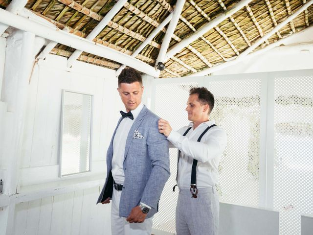 Brandon and Jennifer's Wedding in Punta Cana, Dominican Republic 47