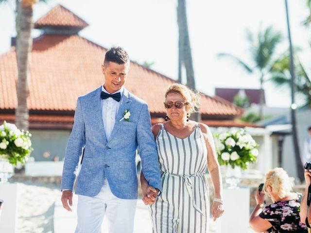 Brandon and Jennifer's Wedding in Punta Cana, Dominican Republic 66