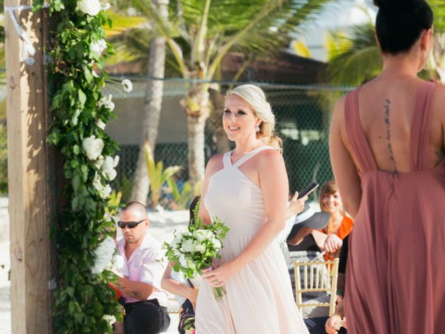 Brandon and Jennifer's Wedding in Punta Cana, Dominican Republic 70