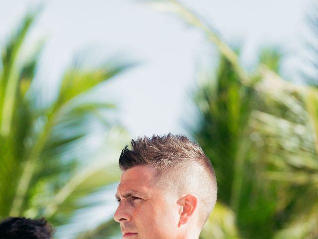 Brandon and Jennifer's Wedding in Punta Cana, Dominican Republic 71