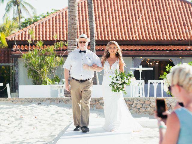 Brandon and Jennifer's Wedding in Punta Cana, Dominican Republic 72