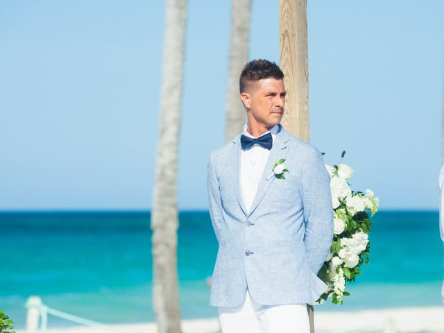 Brandon and Jennifer's Wedding in Punta Cana, Dominican Republic 73