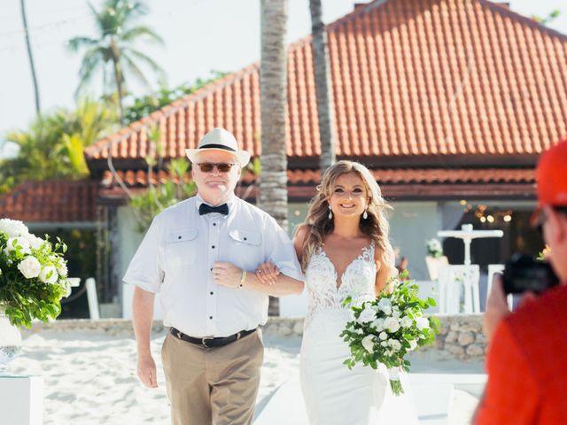 Brandon and Jennifer's Wedding in Punta Cana, Dominican Republic 74