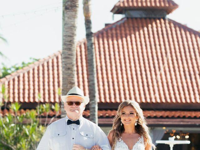 Brandon and Jennifer's Wedding in Punta Cana, Dominican Republic 76
