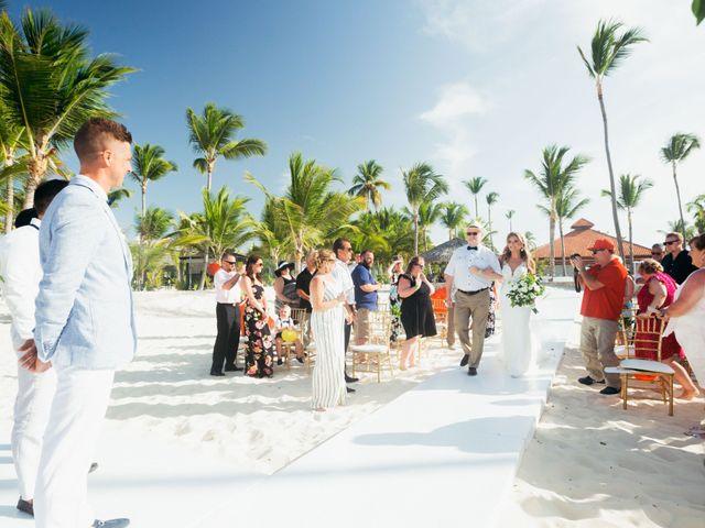 Brandon and Jennifer's Wedding in Punta Cana, Dominican Republic 78