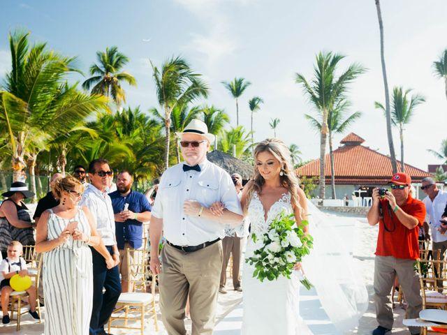 Brandon and Jennifer's Wedding in Punta Cana, Dominican Republic 79