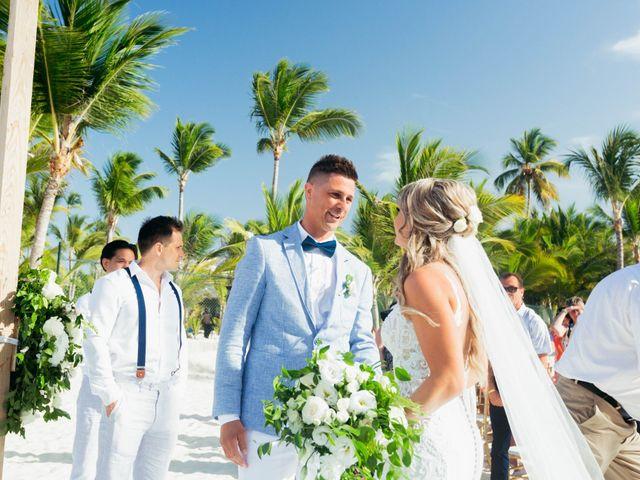 Brandon and Jennifer's Wedding in Punta Cana, Dominican Republic 81