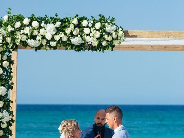 Brandon and Jennifer's Wedding in Punta Cana, Dominican Republic 82