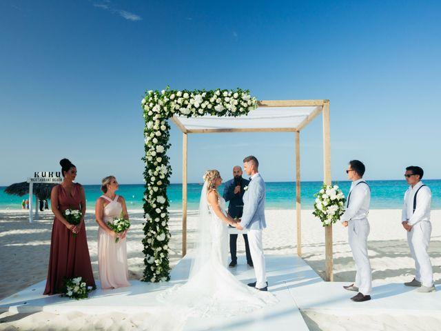 Brandon and Jennifer's Wedding in Punta Cana, Dominican Republic 83