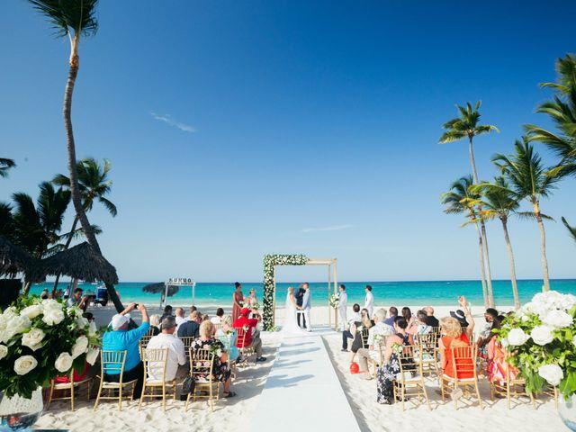 Brandon and Jennifer's Wedding in Punta Cana, Dominican Republic 84